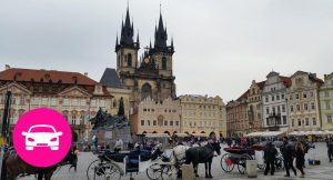 Driving tour the Best of Prague