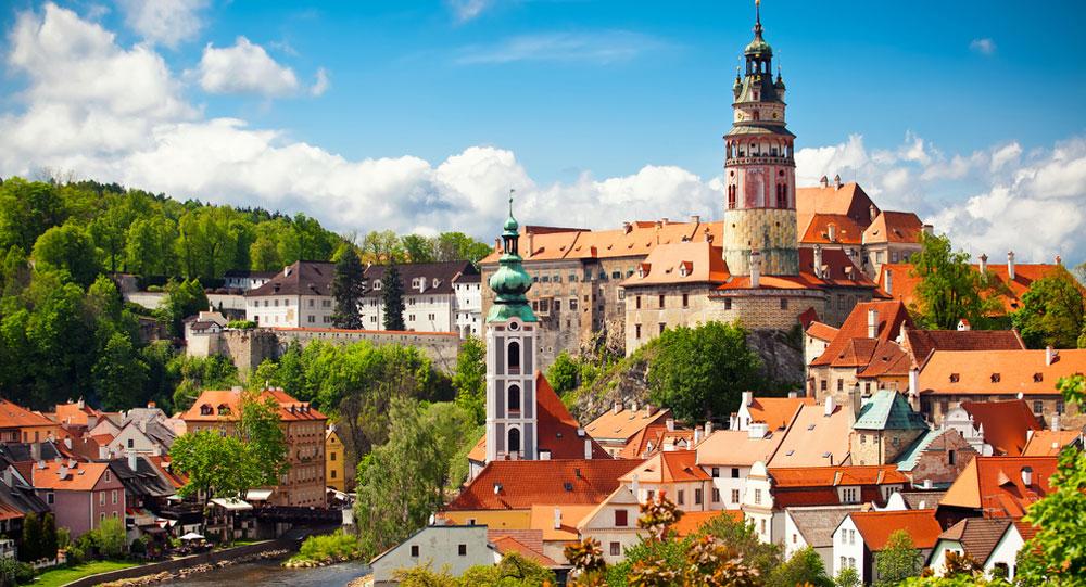 Český Krumlov - tours
