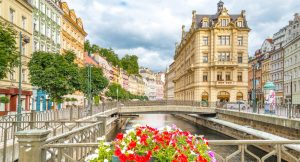 Karlovy Vary and Loket
