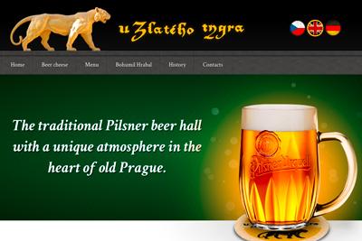 Pivnice U zlatého tygra