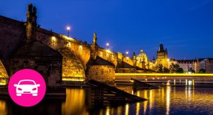 Read more about the article Prague by night