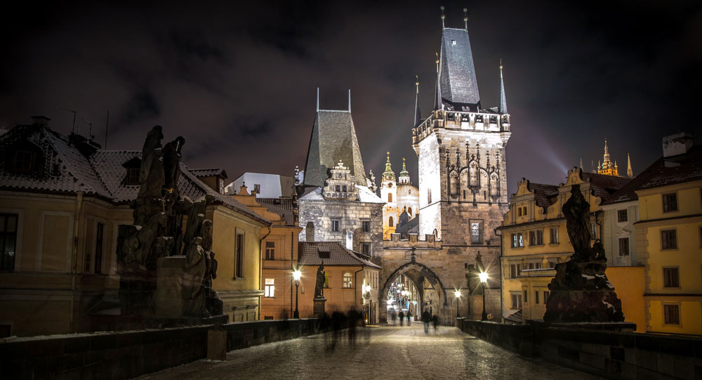Prague Magic City